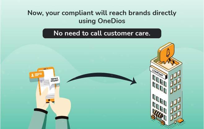 No need to call customer care
